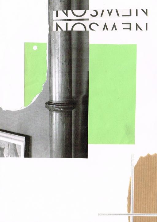 john van der meule Collages